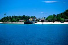 Gangga Island Resort, North Sulawesi