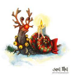 Rudolf Snail
