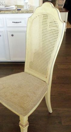 want to re cane Grandmoms chair soon looks like good info here