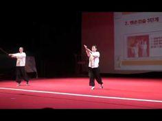 Korean martial arts SOOBYOK 수벽치기- 검과 맨손검술