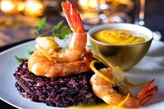 Healthy Cooking, Healthy Recipes, Healthy Food, Plate Presentation, French Food, Shrimp Recipes, Fish And Seafood, Pot Roast, Entrees