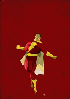 #10. Shazam (Reloaded) by ~ColourOnly85 on deviantART