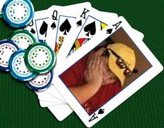 Me on Cards