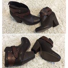 Rag & Bone Harrow Booties BRAND NEW! Never worn! These retail for $525 and would like to get some of my money back for the price paid. Gorgeous boots I love these from Rag & Bone, unfortunately just didn't wear! Size is 36 but fit 5.5 best! rag & bone Shoes Ankle Boots & Booties