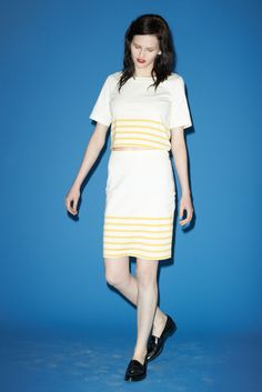 Band of Outsiders Resort 2014 - Slideshow - Runway, Fashion Week, Reviews and Slideshows - WWD.com