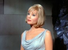 """SUSAN OLIVER (1932 – 1990) played the ambitious wife of doomed country music legend Hank Williams (George Hamiltong) in Your Cheatin' Heart (1964). The same year she also starred opposite Jerry Lewis in The Disorderly Orderly, and also appeared in The Love-Ins (1967) with Richard Todd. In the original Star Trek TV series Oliver played female lead character Vina in in first season two-part episode """"The Menagerie"""" (1966). Susan Oliver, Richard Todd, Star Trek Tv Series, Star Trek 1966, Beautiful Girl Body, Jerry Lewis, Famous Women, Old Movies, Country Music"""