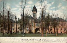 Normal School Oshkosh Wisconsin