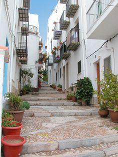Spain. Comunidad Valenciana. Peñiscola