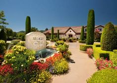 Yountville, CA: Villagio Inn and Spa - Affordable Wine Country Hotels from Food & Wine