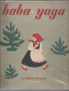 Baba yaga. Иллюстрации Н. Парэн