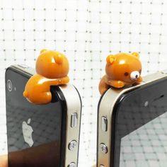 Hoi! Ik heb een geweldige listing gevonden op Etsy http://www.etsy.com/listing/154077750/30off-adorable-brown-hanging-rilakkuma