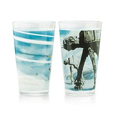 Star Wars Battle of Hoth Pint Glass Set