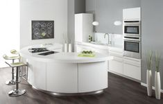 Kitchen Countertops – Expanding The Beauty of Kitchen Design : Kitchen Countertops Picture