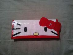 Hello Kitty Duct Tape Wallet (KABA)
