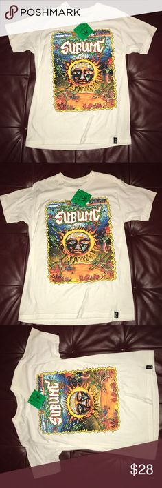 Sublime 420 Tee. Sumblime 420 Tee. Uni-sex, size medium. Very soft and in perfect condition. 420 by sublime Tops Muscle Tees