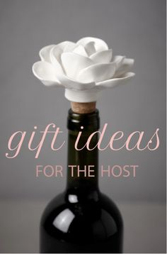 gift ideas: for the host #hostess