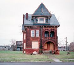 100 Abandoned Houses In Detroit