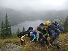 Adventure Education at Fort Lewis College =Colorado