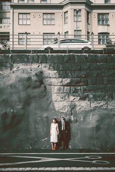 H&J by Jussi Hellsten, via Behance
