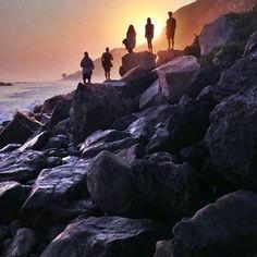 El Pescador State Beach - Malibu, CA