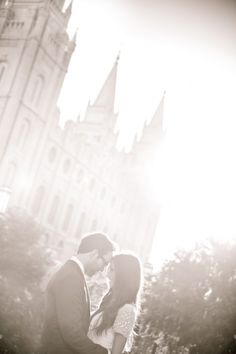 Salt Lake City Groomal Session (and a gorg custom dress!) by David Newkirk Photography