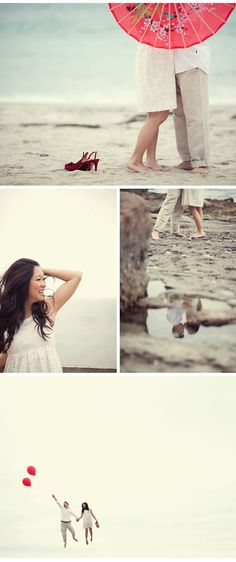 Engagement shoot ideas.