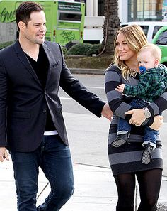 Hilary Duff, Mike Comrie Split: How They Spent Last Days Together - Us Weekly