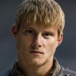 Vikings.  Bjorn Lothbrok is the son of Ragnar and Lagertha. Intelligent and determined, Bjorn loves and admires his father above all men. Following in Ragnar's footsteps, Bjorn desires to test himself as a fighter as well as an explorer.  Played by Alexander Ludwig