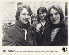 Big Star - Chris Star and Alex Chilton Great Bands, Cool Bands, Alex Chilton, Rock Band Photos, Star Designs, Big Star, Jimi Hendrix, The Beatles, Rock N Roll