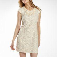 lace dress :)