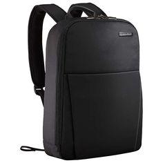 "BuyBriggs & Riley Sympatico 15.6"" Laptop Travel Backpack, Black Online at johnlewis.com"