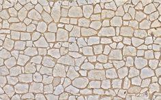 rough stone wall seamless texture: