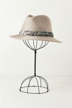 Embellished Felt Hat from Anthropologie