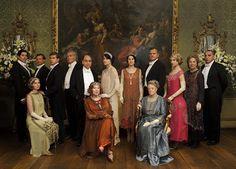 Pride & Prejudice (2005) Blog: Downton Abbey renewed for a 5th Season!
