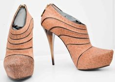 RAPHAEL YOUNG PANTHER STILETTOS $799.99