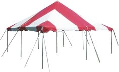 West Coast Frame Tent. Best #Tent for any #outdoorparty. Easy to set up without the use of a center pole.  Buy now and Get Free Shipping in the USA.