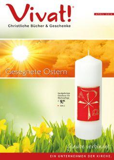 #Vivat! #Katalog für #Maerz 2014 - #Fruehling, #Fasten, #Geschenke, #Ostern u. v. a.