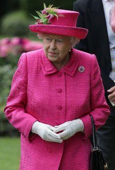 Queen Elizabeth II - June 22, 2017..