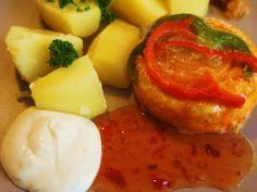 Hermelín nebo Camembert v alobalu