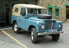 Series III Land Rover from Land Rover Centre