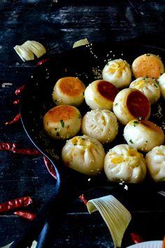 Carrot Ginger Pork Buns, Two Ways by thewoksoflife.com