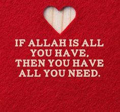 allah quotes about life stages