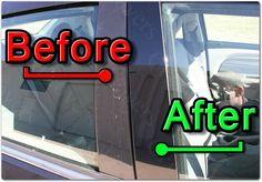 Fits Dodge Journey 09-14 Carbon Fiber B-Pillar Window Trim Covers Post Parts
