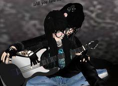 Captured Inside IMVU - Join the Fun! Virtual World, Virtual Reality, Imvu, Avatar, Join, Punk, Style, Swag, Punk Rock
