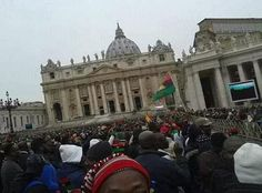 IPOB: REMINDING POPE FRANCIS ABOUT HIS PROMISE TO BIAFRANS IN 2016: AN EASTER MESSAGE TO THE POPE AND VATICAN CITY