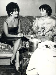 Elizabeth Taylor in 1961.