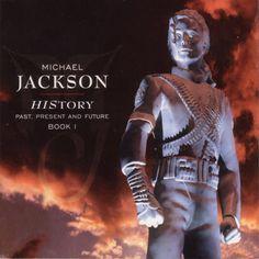 Michael Jackson - HIStory Past, Present and Future Book I 1995