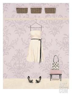 Nothing to Wear 1 Giclee Print by Marco Fabiano at Art.com