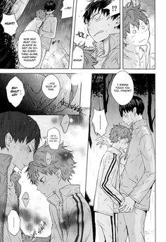 Read Haikyuu!! - Kokoro Control (Doujinshi) Vol.2 Ch.0(end) Page 43 Manga Online At Mangago, the family of Yaoi fans.