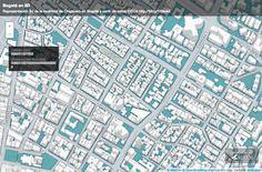 3D Map of Bogota